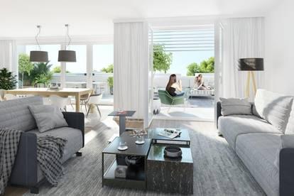 103 m² 4-Zimmer-Eckwohnung in greenliving FEYREGG - H2.4