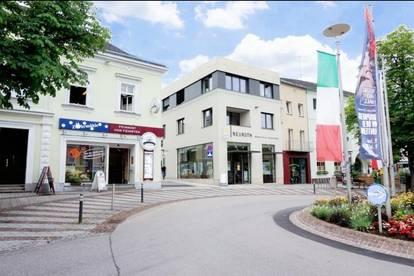 NEUWERTIGE 89 m² WOHNUNG IM ZENTRUM VON BAD HALL!