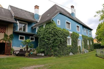 Lavamünd: Historisches Jahrhundertwendehaus mit integriertem Stadel (2313)