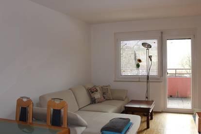 Nähe UNI Klagenfurt und Wörthersee: Elegante WG-taugliche 3 Zimmerwohnung mit Terrasse (5285)