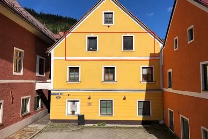 2 Zimmerwohnung im Dachgeschoss in den Eisenerzer Alpen (1817)