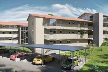 MIETKAUF: 2-Zimmer-Wohnung mit Sonnenbalkon, Miete mit Kaufoption, Erstbezug, Neubau, provisionsfrei!