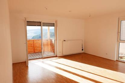 WOW! Lichtdurchflutete 3-Zimmer-Wohnung mit Weitblick + Balkon + Carport! KEINE PROVISION!
