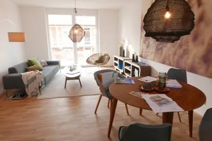 Großzügige, gut geschnittene 4-Zimmer-Wohnung mit Balkon - PROVISIONSFREI!
