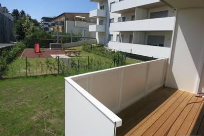 St. Peter, ruhige sonnige Kleinwohnung mit Balkon und Garten