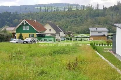 Voll aufgeschlossene Grundstücke in schöner Siedlungslage!