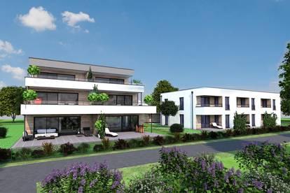 Sehr attraktive Standortlage! Neubau-Eigentumswohnung in Krumpendorf