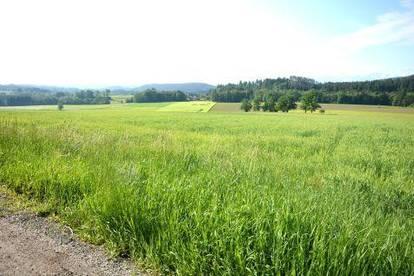 Feldkirchen! Seenahes Baugrundstück in sonniger Aussichtlsage