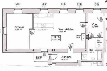Bezauberndes komplett möbliertes Altbau-Apartment beim Rochusmarkt