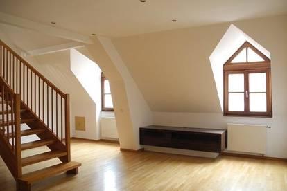 Terrassen-Maisonette im Herzen Wiens (Vollmöblierung möglich)