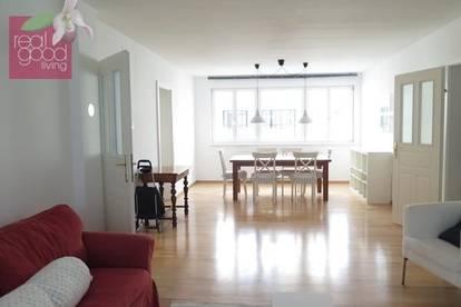 Kuschelige, komplett möblierte 3 Zimmerwohnung und einem Wintergarten befindet sich im 1. Stock eines Neubaus