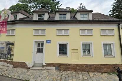 Sievering:Wohnhaus in adaprtierungsbedüftigem Zustand, ideale Mischung Wohnen mit Ordi oder Gewerbe