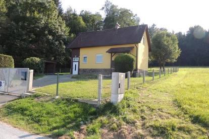 TOP saniertes Wohnhaus am Ortsrand von Stainz!