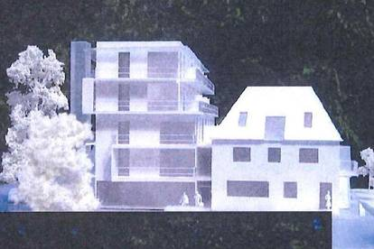Grundstück für Neubauprojekt inkl. Bestandsobjekt
