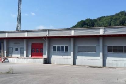 KAPFENBERG - 2.142m² Nfl. Produktionshalle