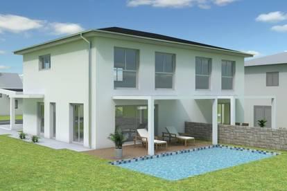 Moderner Erstbezug in einer Doppelhaushälfte (5 Zimmer) - Gralla - Haus 3 - Provisionsfrei