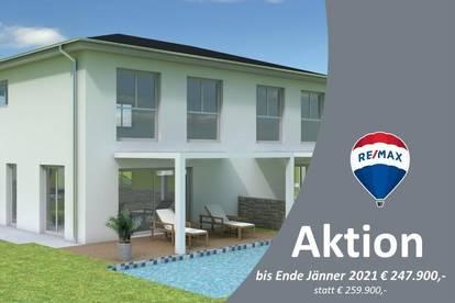 Aktion! Moderner Erstbezug in einer Doppelhaushälfte (5 Zimmer) - Gralla - Haus 3 - Provisionsfrei
