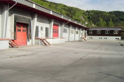 2.142m² Nfl. Produktionshalle- Werkstätte - Lager - Büro