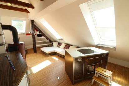 Sehr schöne Dachgeschosswohnung in Bärnbach