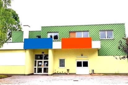 Bürogebäude, Seminarräume, Lagerräume, beste Lage