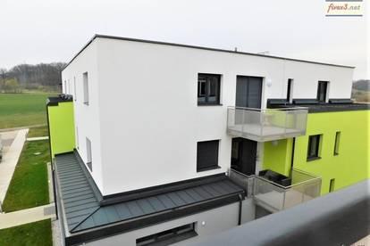 Vorsorgewohnung - Neubau mit Balkon in der Nähe von Atzenbrugg zu kaufen, Nähe Bahnhof Tullnerfeld