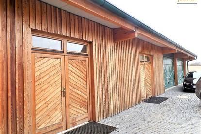 Repräsentativer Schauraum und ldw. Produktionshallen - im Weinviertel zu kaufen, Umbau auf Gin- oder Whisky-Destillerie möglich!