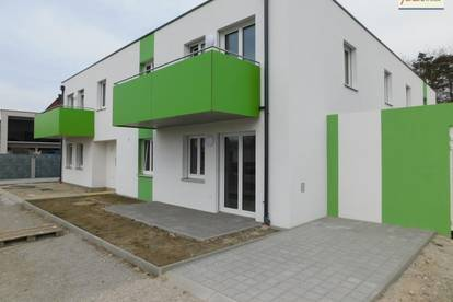 Ab Juni 2020 ! - Erdgeschoß-Wohnung mit Garten und Terrasse in Michelhausen zu mieten