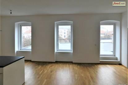 VIDEOBESICHTIGUNG verfügbar! - GENERALSANIERT - Wohnung mit Dachterrasse im Zentrum von Tulln zu mieten
