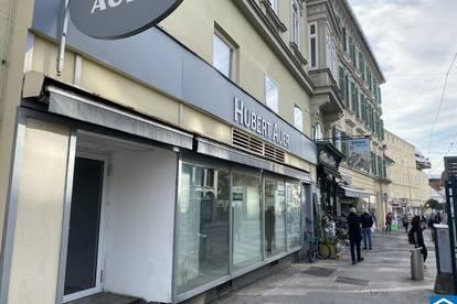 Zentral gelegenes Geschäftslokal in Grazer Innenstadtlage zum Anmieten