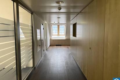 Exklusive Bürofläche inmitten des Wiener Medienclusters mit großzügiger Dachterrasse!