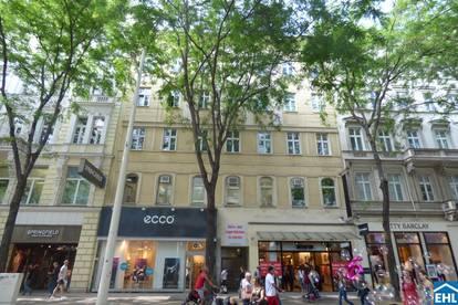 Repräsentative Bürofläche direkt an der Mariahilfer Straße!