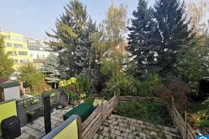 4-Zimmer-Maisonettewohnung Nähe Alte Donau