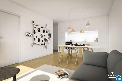 Anlagewohnung: COLIBRI – Wohnraum der beflügelt
