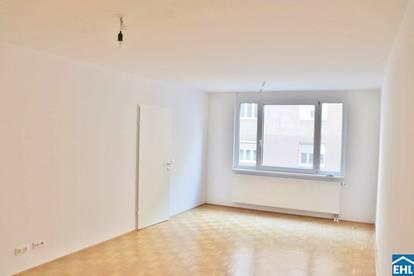 3-Zimmer Wohnung mit neuer Einbauküche