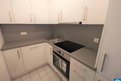 Anlegerwohnung im Sonnwendviertel: Vermietete 4 Zimmer Maisonettewohnung mit Freiflächen!