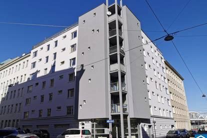 Anlagewohnung: Optimal für Anleger: Vermietete 2 Zimmerwohnung im Sonnwendviertel