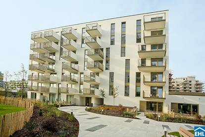 ERSTBEZUG - Smarter Wohntraum im belebten Sonnwendviertel