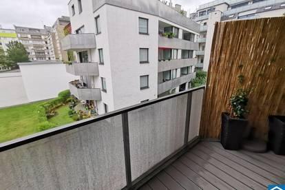 2 Zimmerwohnung in der Petrusgasse mit Balkon