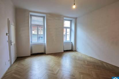 Gut geschnittene 2-Zimmer-Altbauwohnung in perfekter Lage