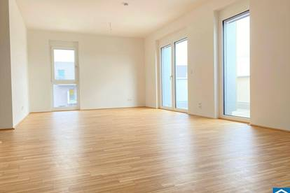 TOP ERSTBEZUG: klimatisierte 3 Zimmerwohnung mit Balkon im grünen WILDGARTEN