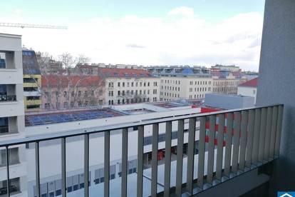 erstklassige 2Zimmerwohnung mit Freifläche nahe dem WU Campus und Wiener Prater