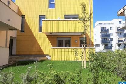 Aktion: 1. MONAT mietzinsfrei - schöne 3 Zimmerwohnung mit Balkon im grünen WILDGARTEN - PROVISIONSFREI