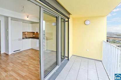 2 Zimmerwohnung mit perfekter Verkehrsanbindung in 1030 Wien - Erstbezug!