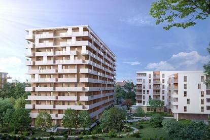 Anlagewohnungen: Erstbezugswohnungen im Areal Körner-Kaserne