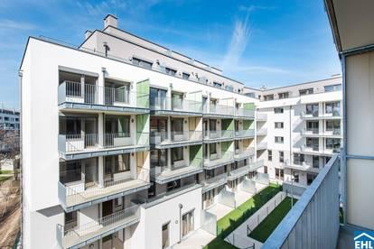 Traumhafte Erstbezugswohnung mit toller Terrasse!