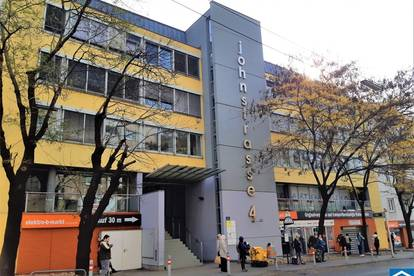 Moderne Büroflächen nähe Technischem Museum Wien