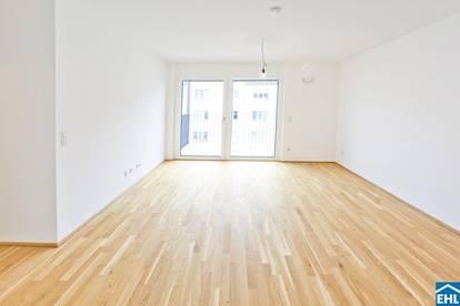 Phantastische 3 Zimmer Wohnung mit Balkon in Bestlage - IU – idyllisch_urbanNahe dem Donaukanal