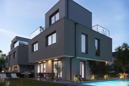 Hochwertige Doppelhaushälfte und Einfamilienhaus auf Eigengrund!