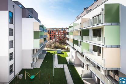 ERSTBEZUG – Erstklassige 3-Zimmer Wohnung mit Freifläche