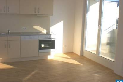 2 Zimmer Maisonette Wohnung mit perfekter Infrastruktur